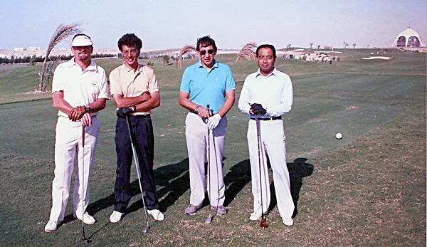 Golf-old