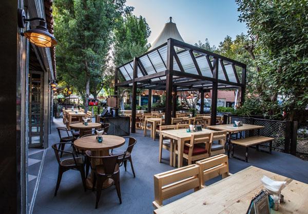 Soho Bar and Grill