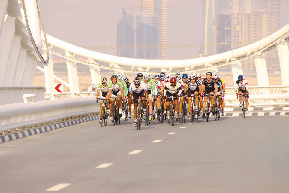 Spinneys Dubai 92 Cycle Challenge