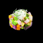 Seabream mango tartare at Sushi Art