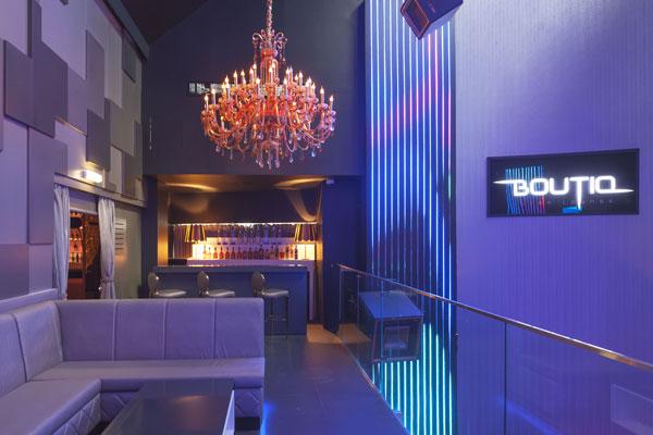 Boutiq Ultra Lounge, new club at Address Downtown
