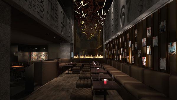 GQ Bar, JW Marriott Marquis