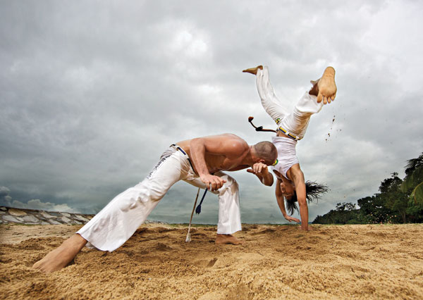Obscure sports - why not try capoeira in Dubai