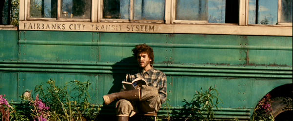 Into The Wild, starring Emile Hirsch