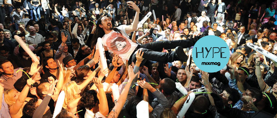 Steve Aoki to play in Dubai