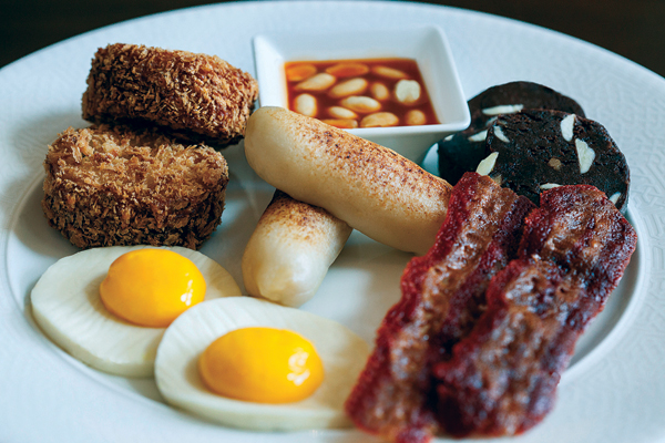 Best breakfasts in Dubai - Breakslow