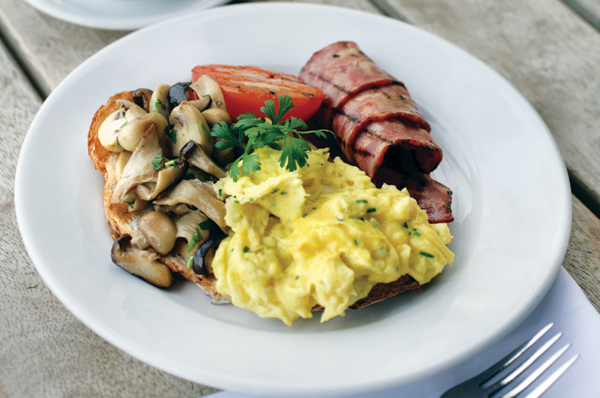 Best breakfasts in Dubai - Carluccio's