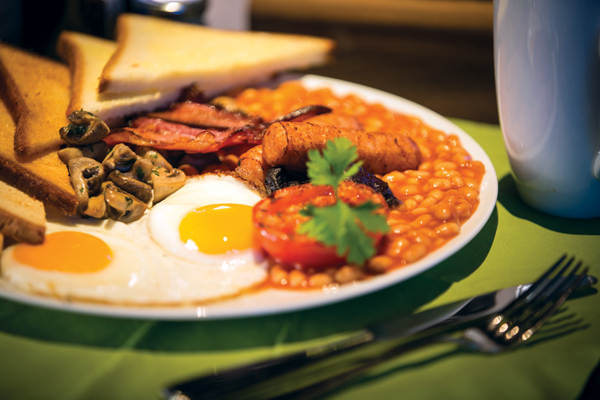 Best breakfasts in Dubai - Girders