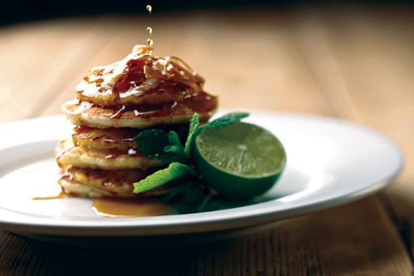 Best breakfasts in Dubai - Lime Tree Cafe