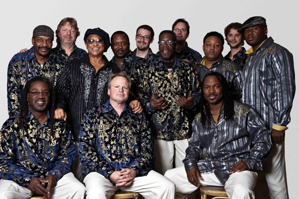 Earth, Wind and Fire experience