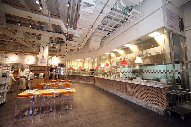 Eataly restaurant review in Dubai Mall