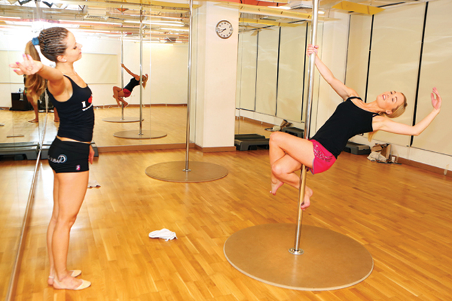 Pole Fitness in Dubai