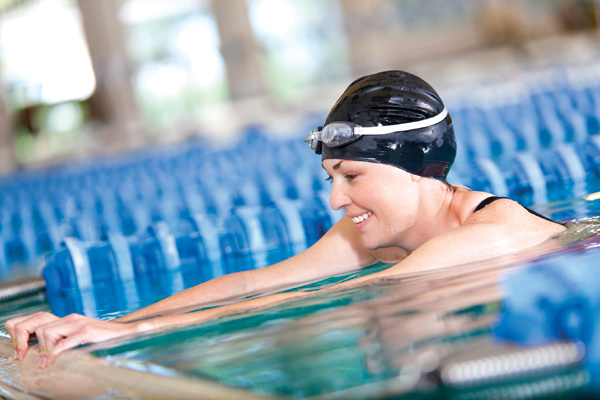 Swimming lessons in Dubai