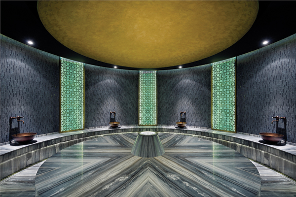 Saray Spa, at the JW Marriott Marquis