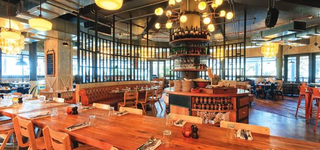 Jamies Italian Trattoria Parramatta - restaurant review