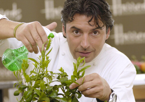 Jean Christophe Novelli interview