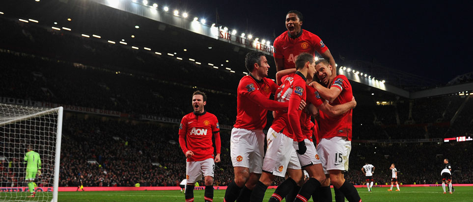 Manchester United will be in Dubai over the weekend of February 15/16