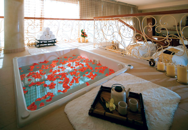 Valentine's Day Spa at Raffles Spa