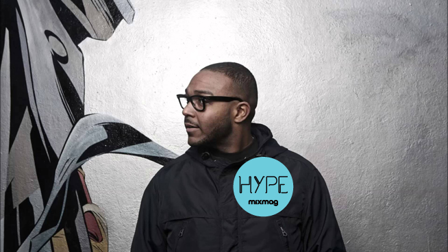MistaJam from BBC 1Xtra at Warehouse Dubai