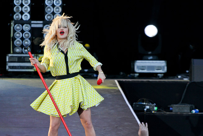 Rita Ora at RedFest DXB