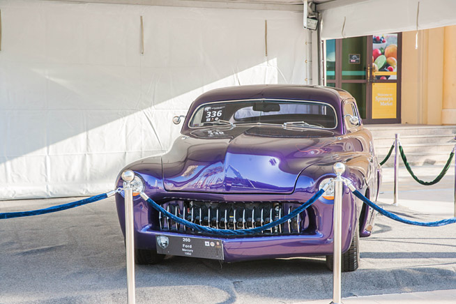 Classic Car Festival, Downtown Dubai