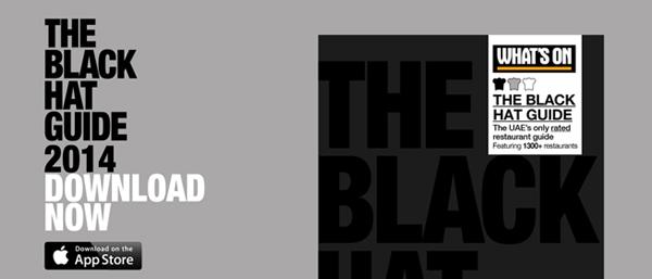 Black Hat Guide digital edition