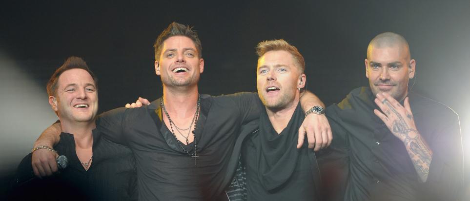 Boyzone to perform in Dubai