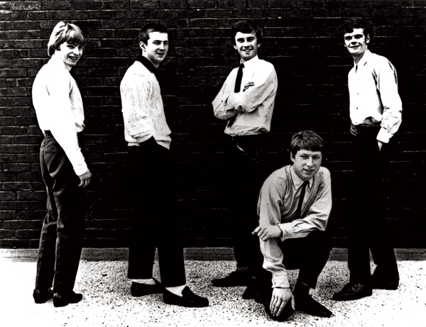 Eric Clapton and The Yardbirds