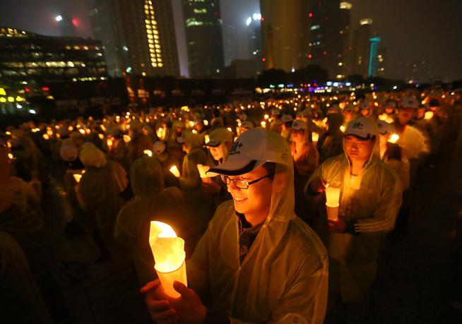 Earth Hour in Dubai