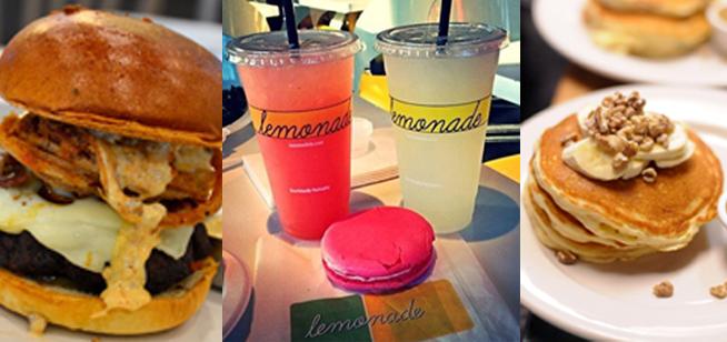 American fast food lead image