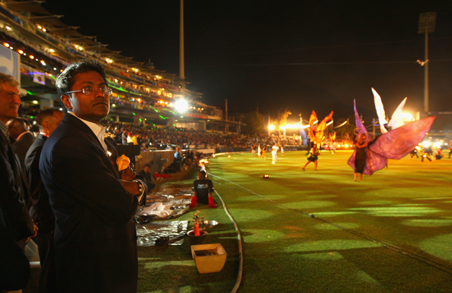Indian Premier League in Dubai