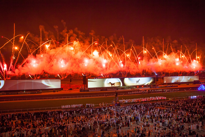 Dubai World Cup 2014, Meydan Racecourse