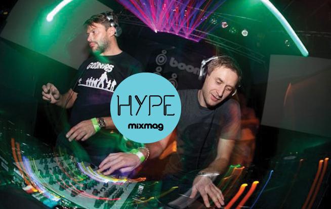 Plump DJs playing Dubai