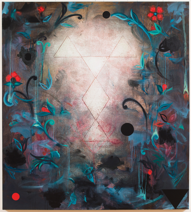 Untitled (Angelus Novus), Kamrooz Aram