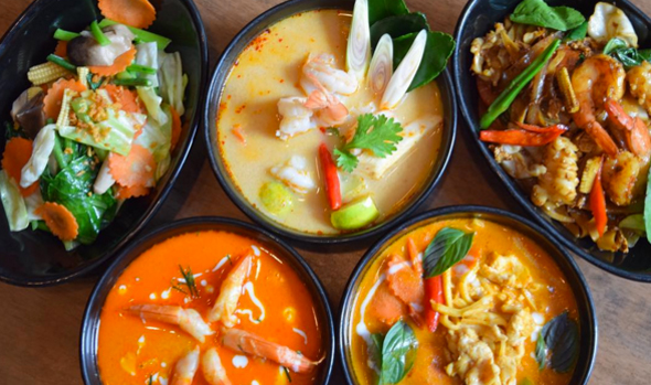 best thai restaurants in Dubai
