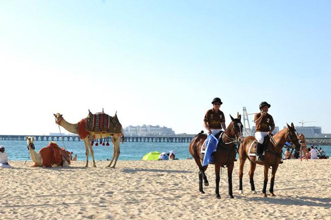 Dubai Beach Polo