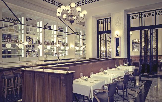 Cafe Belge, Ritz Carlton, DIFC