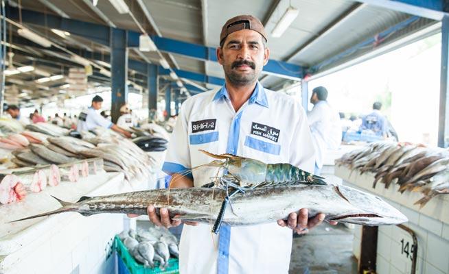 nieuwe vismarkt dubai