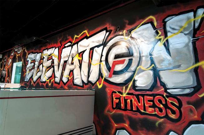 Elevation gym