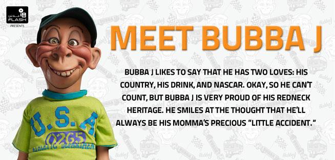 Jeff Dunham's Bubba J