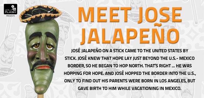 Jeff Dunham's Jalapeno