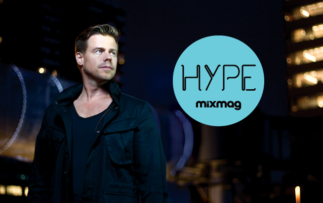 Ferry Corsten in Dubai