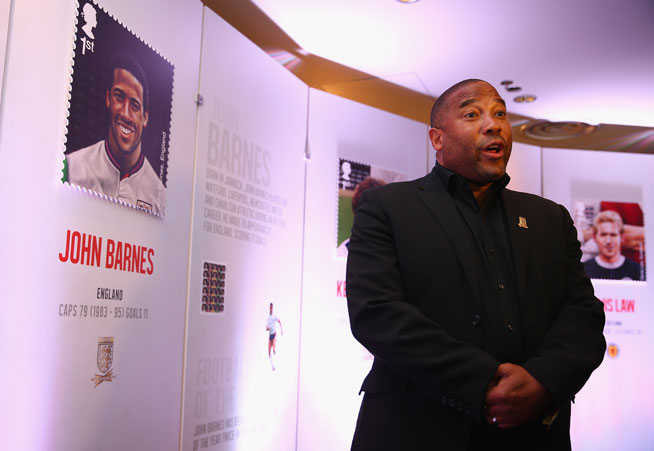 John Barnes will meet and greet fans in Dubai