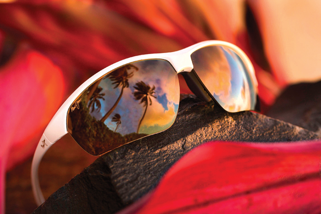Maui Jim sunglasses win