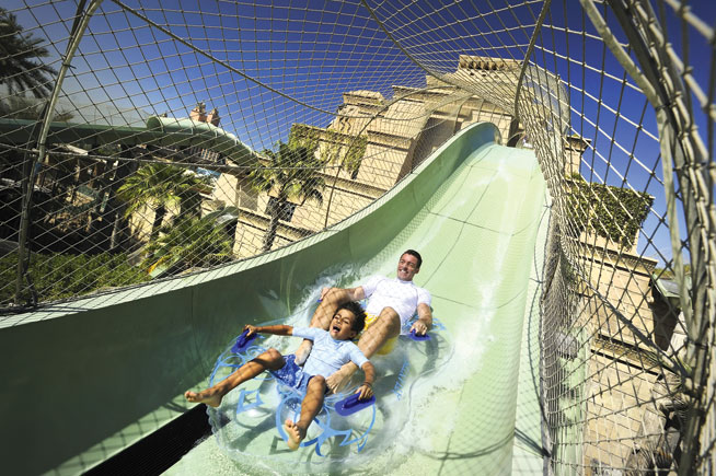Aquaventure Waterpark, Atlantis The Palm
