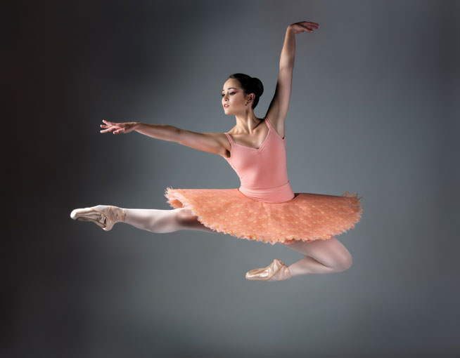 Ballet dancing - classes in Dubai