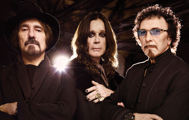 Black Sabbath in the UAE