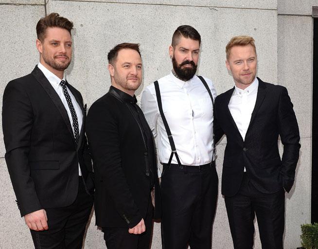 Boyzone 2014