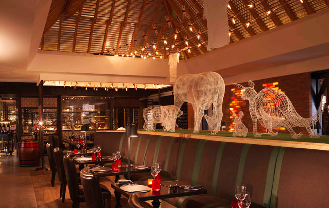 Bushman's Anantara, The Palm - review
