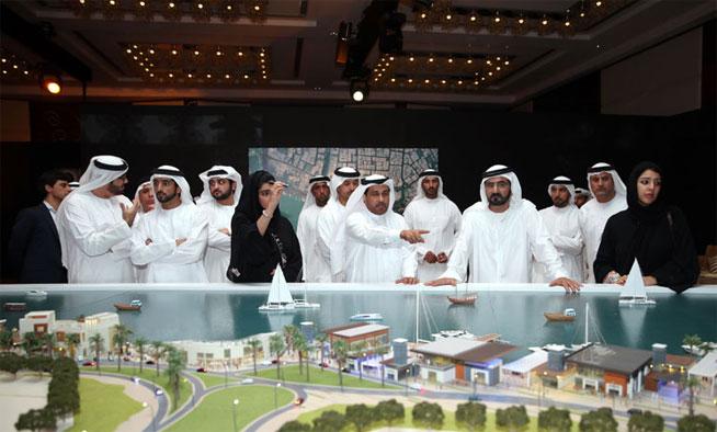 Dubai Creek expansion plans